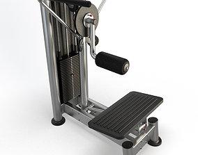3D model Gym Multi HIp