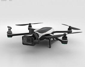 GoPro Karma Drone 3D