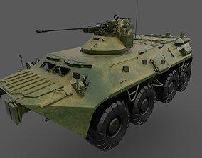 BTR 80 3D model
