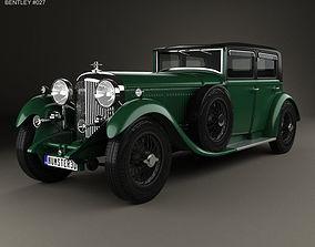 3D Bentley 8 Litre 1930