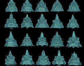 20 fractal cone 3D print model