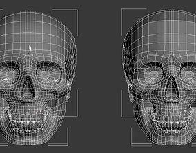 skull mexico 3D model