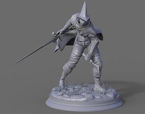 darksouls 3D printable model Abyss Watcher - Dark Souls 3