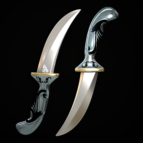 Dagger Traditional