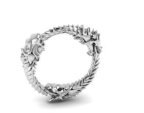 3D print model Dragon jewelry 6