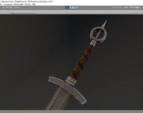 3D model Longsword