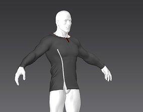 3D Clothes for Marvelous Designer Pullover02 for Man