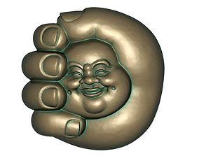 3D print model Palm of Buddha