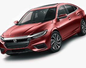 Honda Insight 2019 3D