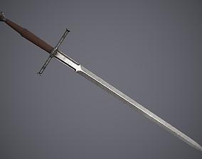 Espadon sword 3D model