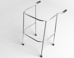 3D Back-handle Walker
