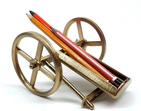 3D printable model Trolley pencil