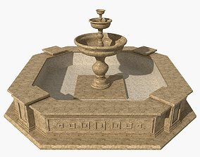 3D Fountain 07