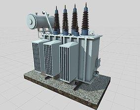 3D asset Autotransformer