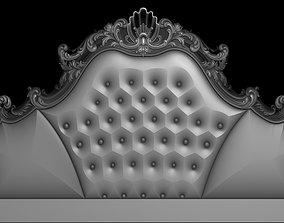 Furniture 3D relief models artcam