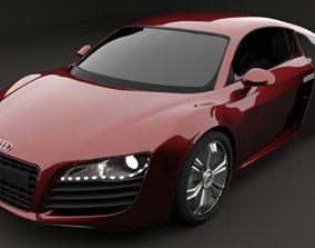 2016 3D Audi R8