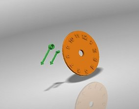 3D print model Can you Tell Time