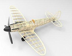 3D toy Model Spitfire