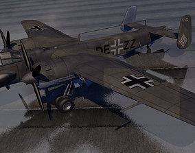 Junkers Ju-288C 3D