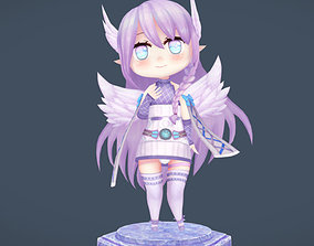 Pixibox-Angel 3D model