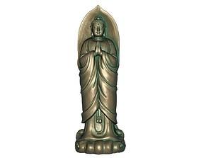 3D print model 3D model game-ready Buddha