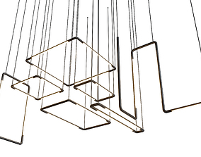 3D Martinelli Luce Colibri