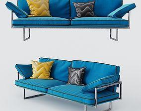 sofa ghyczy 3D model