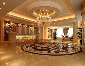 3D Lobby 009