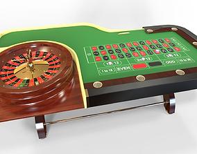 Roulette Set other 3D