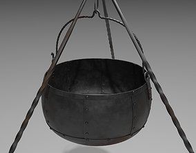 3D Cauldron