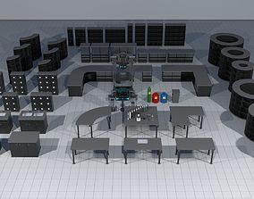 3D Laboratory pack