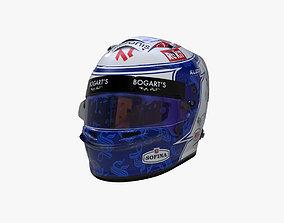 3D asset Latiffi helmet 2020