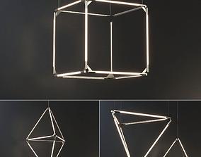 3D model Juniper THIN Modular Lighting System
