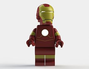Ironman Lego 3D printable model