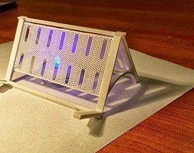 RCS Business card holder- Tech Screen 3D printable model