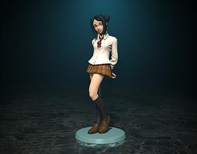 Mitsuko Yokoyama 3D print model