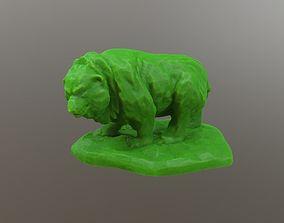 Bear Statue 3D printable model