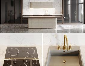 Kitchen SELVA Philosophy 3D model