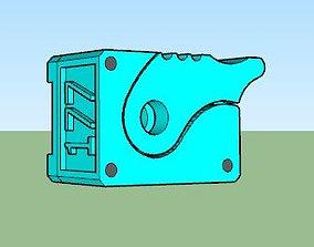 Single marauder 3D printable model