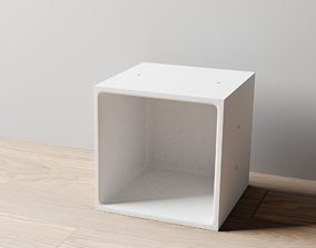 028M LA Unit Small Photo Booth 3D print model