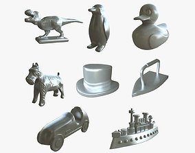 3D Monopoly New Collection model