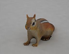 Chipmonk 3D model