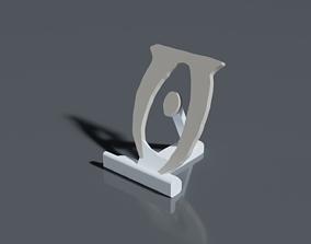 3D print model Elder Scrolls Oblivion Smartphone Stand