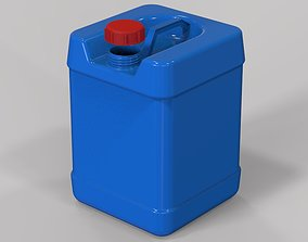 3D print model Chemical Gallon