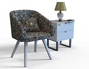 Mantian Chair 3D model