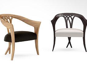 Christopher Guy Vigne chair 3D model