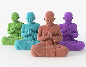 Buddha Velvet 3D