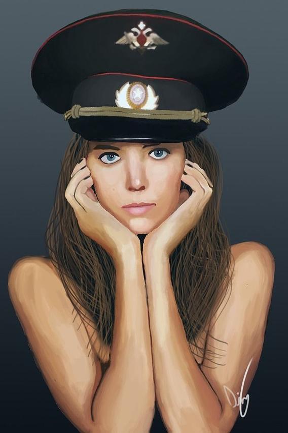 Portrait Katya Clover
