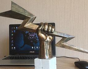 3D print model Hand of Zeus