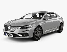 3D model Renault Talisman sedan 2020